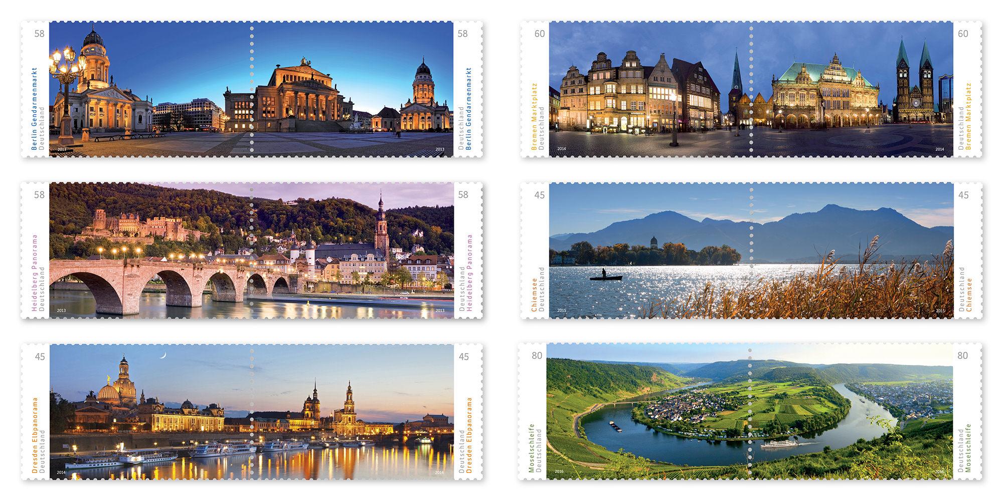 Deutschlands schönste Panoramen
