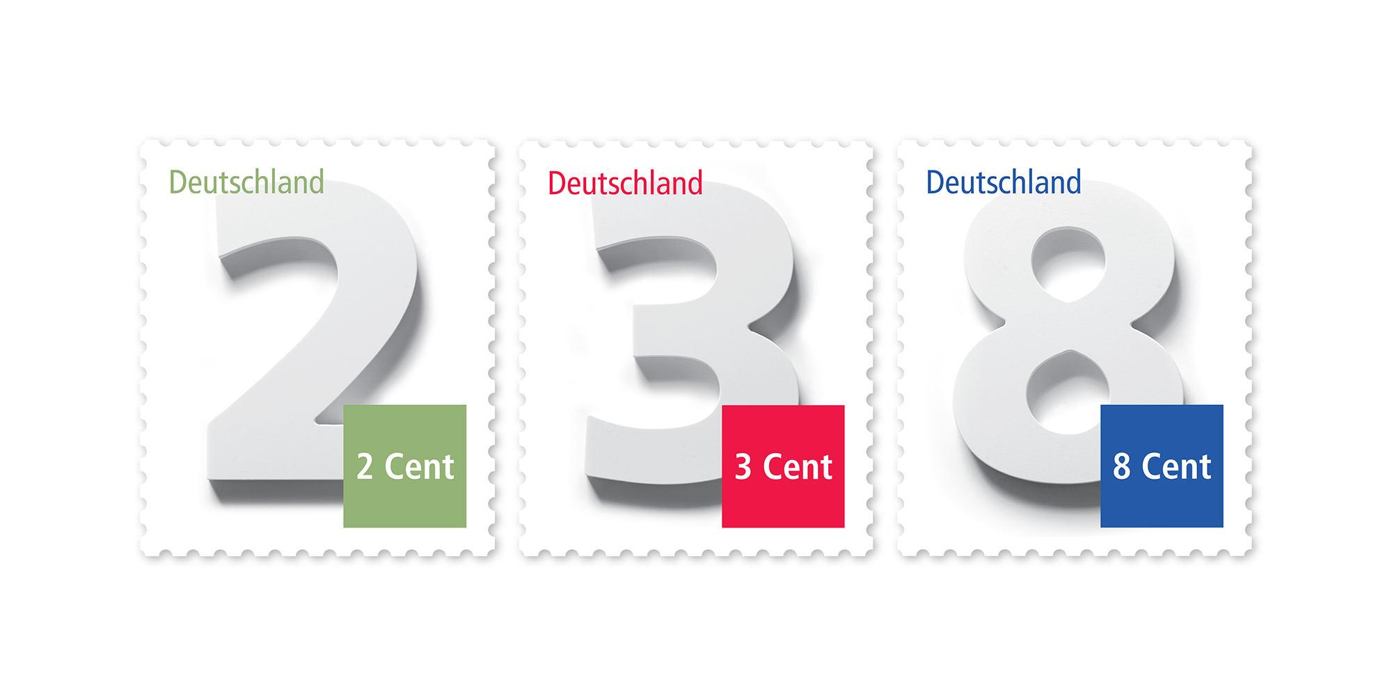 Deutsche Post Ergänzungsmarken