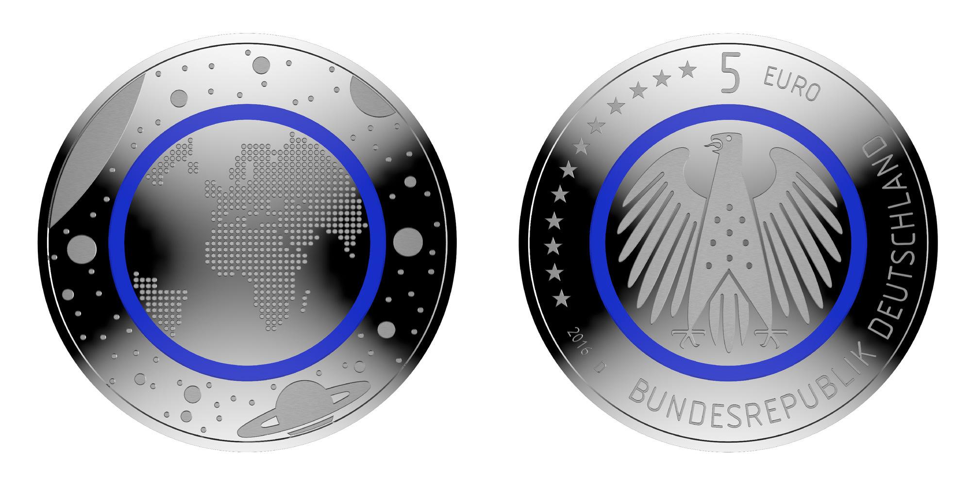 5-Euro Münze